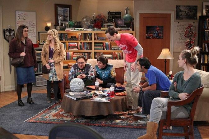 El episodio soñado por todo geek: The Big Bang Theory meets Star Wars
