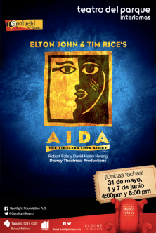 AIDA - Spotlight Fountation A.C.