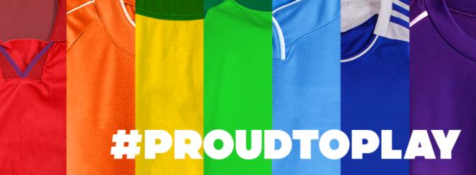 #ProudToPlay: Celebrando la equidad para todos los atletas.