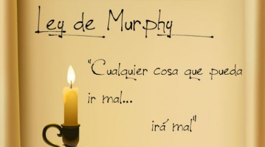 "Curiosidades sobre la ""Ley de Murphy"""