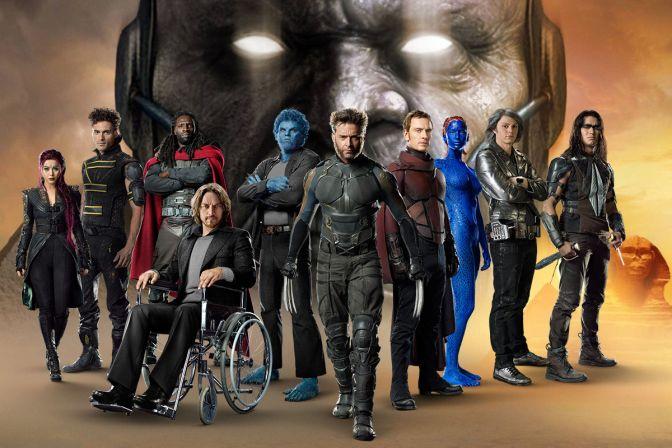Se filtra el primer trailer 'X-MEN: APOCALYPSE'