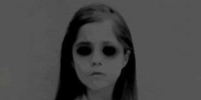 La misteriosa leyenda de los niños de los ojos negros