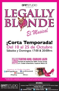 Legally Blonde El Musical