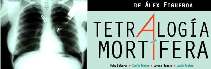 """La obra """"Tetralogía Mortífera"""" presenta su segunda temporada"""