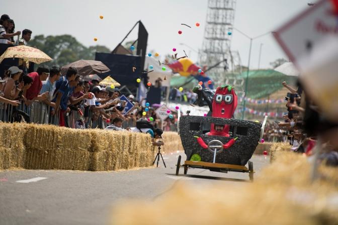 Un gran día para Red Bull Soapbox Race 2016