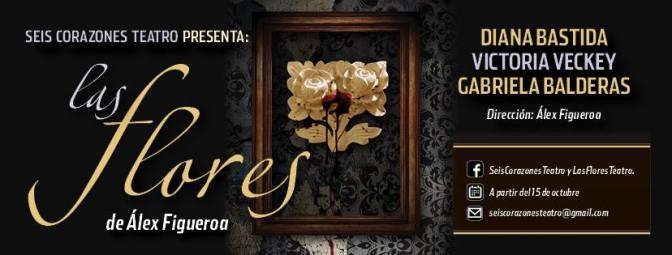 """""""Las Flores"""", una obra de suspenso, en la Casa Abandonada de la Narvarte"""