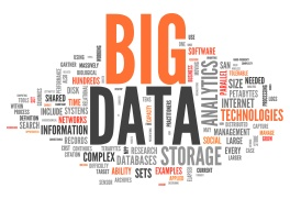 Nube de Palabras Big Data