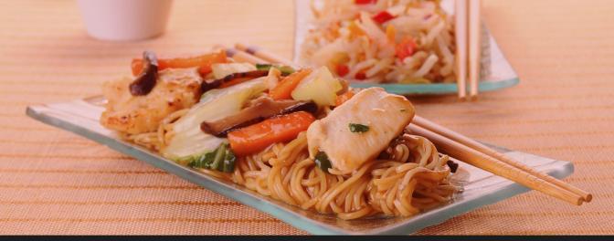 Palillos Chinos, el ícono de la gastronomía oriental