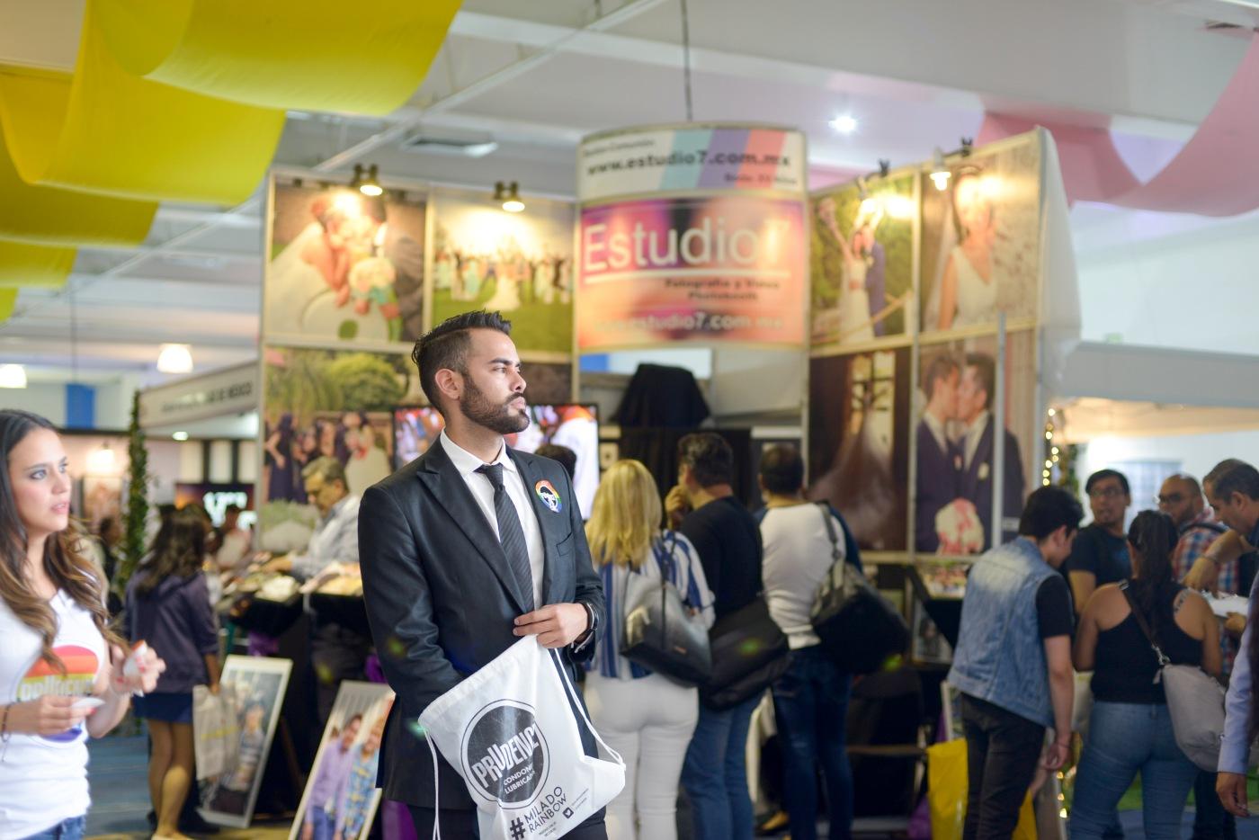 Bodas LGBTTTI la Expo 2da Edición